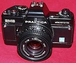 Pentacon: Pratica BMS Electronic camera