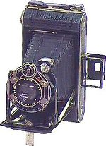 Kodak Eastman: Vollenda Junior 620 (6x9cm) camera