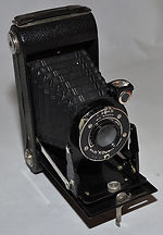 Kodak Eastman: Six-20 Kodak Junior camera