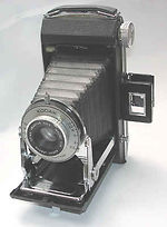 Kodak Eastman: Six-20 Kodak A camera