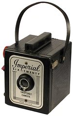 Imperial Camera: Six-Twenty Snapshot camera