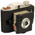 Ansco: Flash Clipper camera