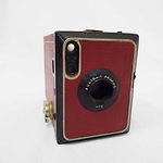 Kodak Eastman: Portrait Brownie No.2 camera