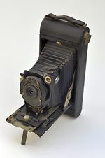 Kodak Eastman: No1a Pocket Kodak camera