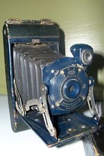 Kodak Eastman: No1 Pocket Kodak  camera