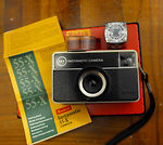 Kodak Eastman: Instamatic 55-X camera