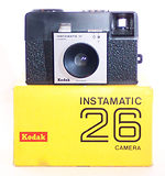 Kodak Eastman: Instamatic 26 camera