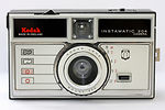 Kodak Eastman: Instamatic 204 camera