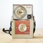 Kodak Eastman: hawkeye flashfun camera