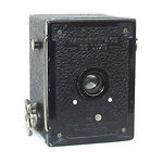 Kodak Eastman: Hawkeye Ace Deluxe camera