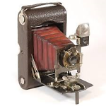 Kodak Eastman: Folding Pocket No.3 camera