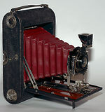 Kodak Eastman: folding pocket no 4 camera
