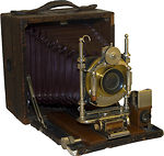 Kodak Eastman: Eastman Plate No.3 camera