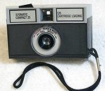 Ilford: Ilfomatic compact 25 camera