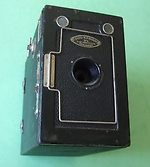 Houghton: Ensign Duo (box) camera
