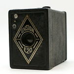 Houghton: Ensign box e20 camera