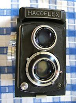 Hachiyo Optical Co: Hacoflex camera