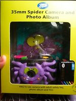 unknown companies: Boots [Spider] Gift Set camera
