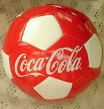 unknown companies: Coca-Cola Football camera