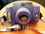 unknown companies: Dora The Explorer camera