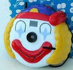 unknown companies: Girl Clown Camera camera