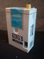 unknown companies: Kings Lights Cigarettes camera
