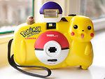 unknown companies: Pokemon camera
