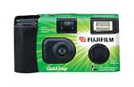 Unkn: Fujifilm Quicksnap Flash Single Use camera