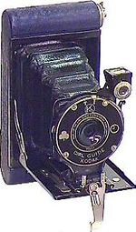 Kodak Eastman: Girl Guide camera