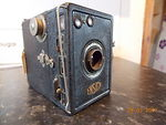 Houghton: Ensign All Distance Twenty (box, 1920s) camera