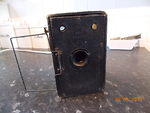 Houghton: Ensign 2 1/2 (box) camera