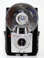 Kodak: Brownie Starflash camera