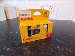 Kodak: Kodak Flash Single Use camera