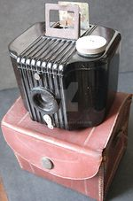 Kodak Eastman: Baby Brownie camera