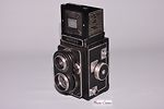 Zeiss Ikon: Ikoflex IIa (855/16) camera