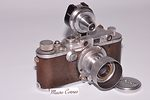 Leitz: Leica III (Mod.F) chrome camera