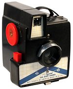 Herbert George: Official Cub Scout (Imperial Debonair) camera
