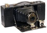 Kodak Eastman: Folding Brownie Pocket No.2A camera