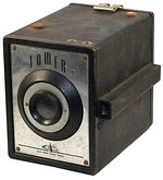 Sears Roebuck: Tower 34 Box camera