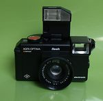 AGFA: Optima Sensor Flash Electronic camera