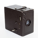 Zeiss Ikon: Box Tengor 760 camera