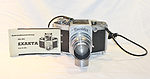 Ihagee: Exakta 66 (horizontal) (1933) camera