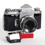 Wirgin: Edixa Reflex B camera