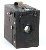 Zeiss Ikon: Box Tengor (6x9) camera