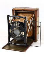 Contessa-Nettel: Tropical Plate Camera camera