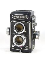 Sears Roebuck: Tower Reflex (Model 65) camera