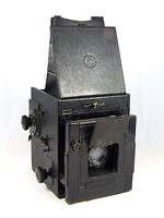 Thornton Pickard: Special Ruby Reflex camera