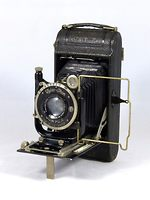 Zeiss Ikon: Icarette 551/2 camera