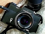 Voigtländer: VSL 1 TM black Singapore camera