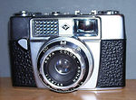 AGFA: Agfamatic III S camera